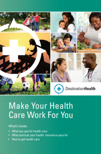 Destination Health Patient Booklet English
